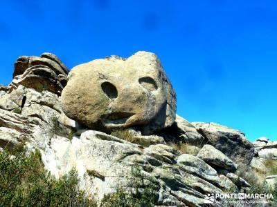 Sierra de los Porrones - Ruta de las Cabras; escapadas fin de semana rutas fin de semana por españa